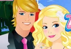 Barbie Wedding Prep