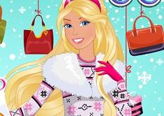 Barbie Winter Fashion Tale