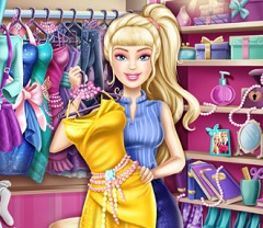Barbie's Closet