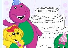 Barney Happy Birthday Barney And Friends Games