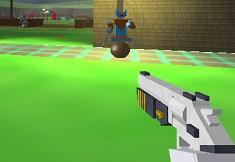 Battle Mancer Shooting Game