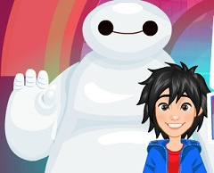 Baymax Doctor Care