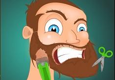 Beard Shaving Prisoner