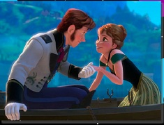 Beautiful Anna and Hans Puzzle