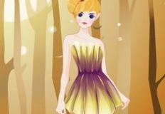 Beautiful Autumn Fairy Dress Up