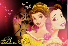 Beautiful Belle Puzzle