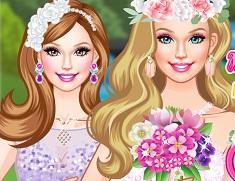 Beautiful Bridesmaid