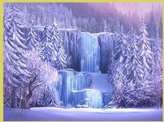 Beautiful Frozen Puzzle