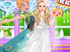 Beautiful Princess Wedding