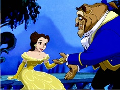 Beauty and the Beast Romantic Puzzle