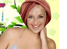 Beauty Kate Hudson Spa Makeover