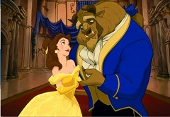 Belle and the Beast Damcing Puzzle