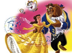 Belle and the Beast Musical Puzzle