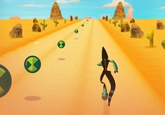 Ben 10 Alien Racing Game