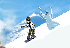 Ben 10 and the Ghost