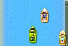 Ben 10 Boat Race
