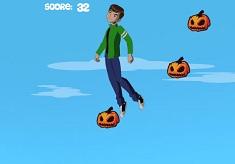 Ben 10 Halloween Pumpkins Jumper