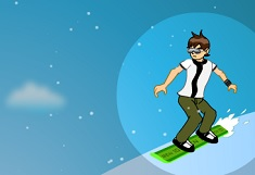 Ben 10 Ice Skates