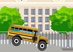Ben 10 Monster Bus