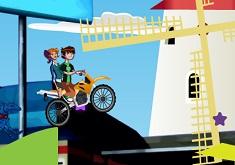Ben 10 Omniverse Bike