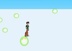 Ben 10 Omniverse Jump