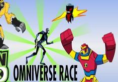 Ben 10 Omniverse Race
