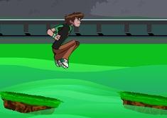 Ben 10 River Jump