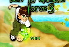 Ben 10 Ultimate Force