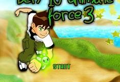 Ben 10 Ultimate Force