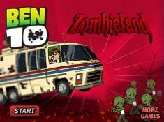 Ben 10 Zombieland