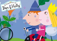 Ben and Holly Hidden Stars