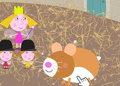 Ben and Holly Little Hamster