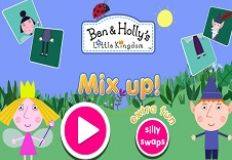 Ben and Holly Little Kingdom Mix Up