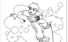 Ben Ten Flying Skateboard