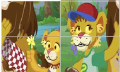 Between the Lions Puzzle