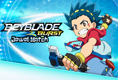Beyblade Burst Jewel Match