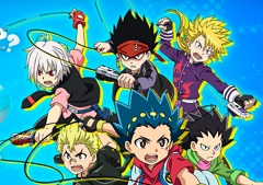 Beyblade Burst Math Quiz
