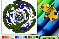 Beyblade Poisson Serpent