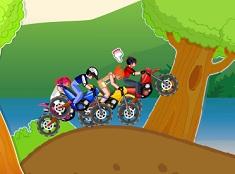 Beyblade Vs Pokemon Motocross