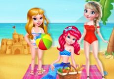 Bffs Summer Beach Picnic