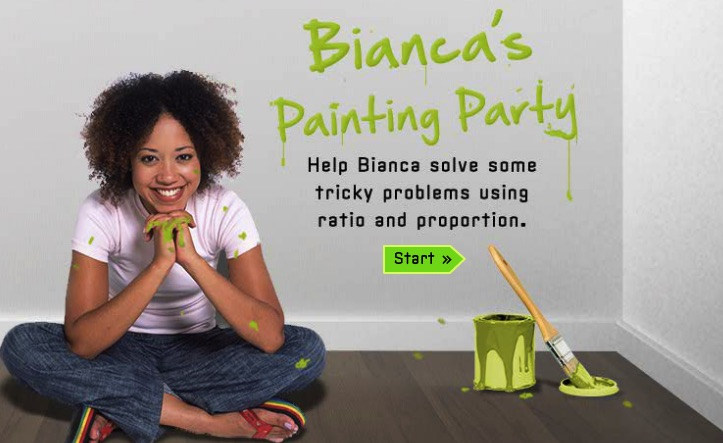 Bianca Painting Party