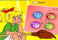Bibi Blocksberg Musical Memory
