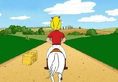 Bibi's Horse Ride