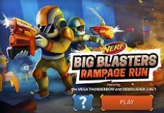 Big Blaters Rampage Run