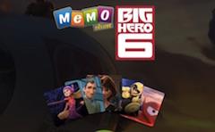 Big Hero 6 Delux Memory