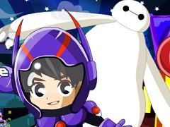 Big Hero 6 Zombie Adventure