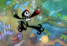 Billy and Mandy Grim's Falling