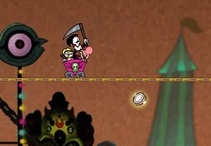 Billy and Mandy Rollercoaster of Horror