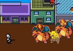 Bird Hunter VS Pokemon