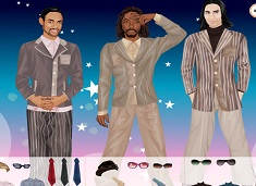Black Eyed Peas Dress Up